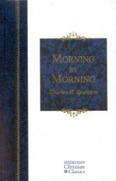 Morning by Morning - eBook