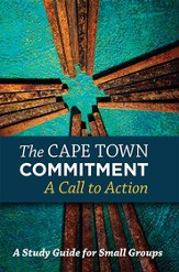 The Cape Town Commitment A Call to Action: A Study for Small Groups - eBook