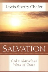 Salvation: God's Marvelous Work of Grace