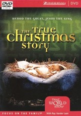 The True Christmas Story, DVD