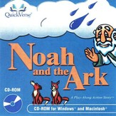 Noah and the Ark on CD-ROM