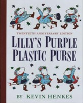 Lilly's Purple Plastic Purse, 20th Anniversary Edition