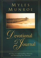 Myles Munroe Devotional & Journal