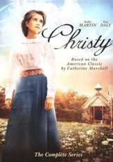 Christy: The Complete Series, DVD Set