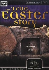 The True Easter Story, Faith Lessons DVD - The Promise Kept