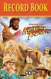 Heavenly Treasure VBS Record Book