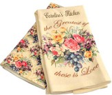 Personalized, Among The Roses, Kitchen Towel Set