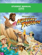 Heavenly Treasure VBS Junior Student Manual