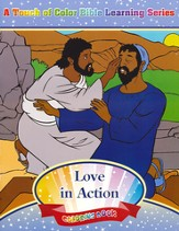 Love in Action Coloring Book