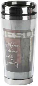 Faithfulness Travel Mug