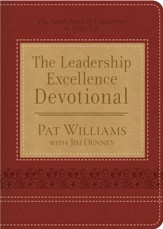 The Leadership Excellence Devotional: The Seven Sides of Leadership in Daily Life - eBook