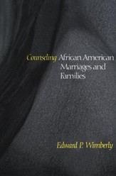 Counseling African American Marriages & Families