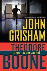 Theodore Boone: Kid Lawyer, The Accused #3