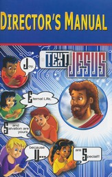 Text Jesus VBS Director's Manual