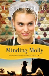 Minding Molly, The Courtships of Lancaster County Series #3 -eBook