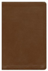 NIV Compact Bible, Giant Print, Brown