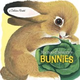 Richard Scarry's Bunnies (Richard Scarry) - eBook
