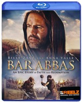 Barabbas: An Epice Story of Faith and Redemption, Blu-ray