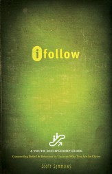 ifollow: A Youth Discipleship Guide - eBook