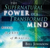 Supernatural Power of a Transformed Mind               Audiobook on CD