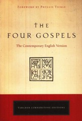 The Four Gospels: The Contemporary English Version