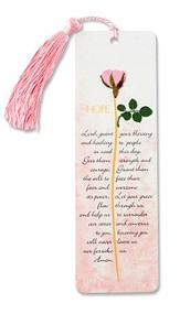 Lord Grant Your Blessing Hope Bookmark