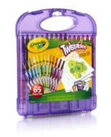 Crayola, Mini Twistables Crayola and Paper Set