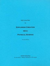 Daily Lesson Plans for Exploring Creation with Physical Science (1st Edition)