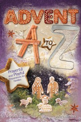 Advent A to Z: Prayerful and Playful Preparations for Families - eBook