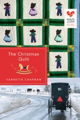 The Christmas Quilt: Quilts of Love Series - eBook