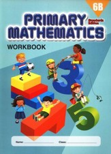 Primary Mathematics Workbook 6B (Standards Edition)