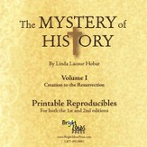 The Mystery of History, Volume 1 Reproducible CD, 2nd Edition