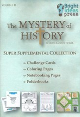 Mystery of History 2 Super Supplemental Collection on CD-ROM