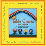 Table Graces: with Scripture - eBook