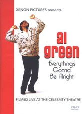 Everything's Gonna Be Alright, DVD