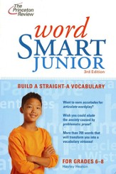 Word Smart Junior, Third Edition