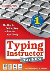 Typing Instructor, Platinum (Windows), Access Code