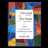 One Lord, Two People - Un Senor, dos personas: A Bible Counting Book - Una Biblia para contar - eBook