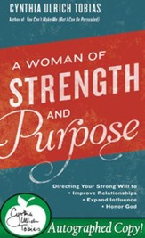 A Woman of Strength and Purpose - Autographed Edition