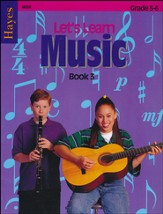 Let's Learn Music Book 3: Upper Level