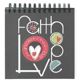 Faith, Love, Hope Journal