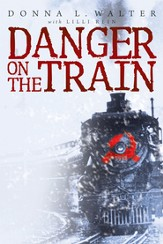Danger on the Train - eBook