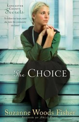 The Choice, Lancaster County Secrets Series #1 - eBook