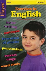 Exercises in English, Grade 3