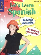 Let's Learn Spanish, Grade 4