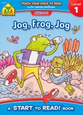 Start to Read, Level 1: Jog, Frog, Jog