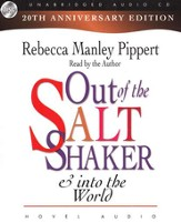Out of the Salt Shaker - audiobook on CD
