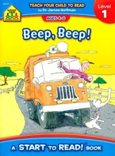 Start to Read: Beep, Beep! Level 1