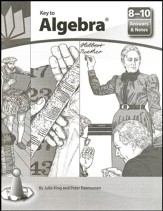 Answers and Notes for Key to Algebra Books 8-10