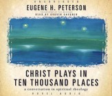 Christ Plays in Ten Thousand Places Audiobook on MP3 CD-ROM